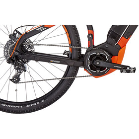 HAIBIKE SDURO HardNine 2.0 schwarz/orange/silber matt